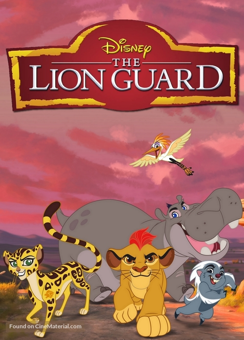 """""""The Lion Guard"""" - Movie Cover"""