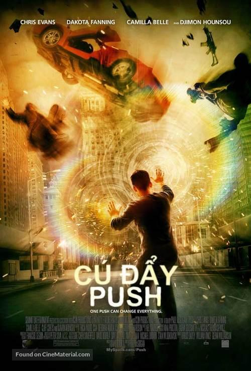 Push - Vietnamese Movie Poster