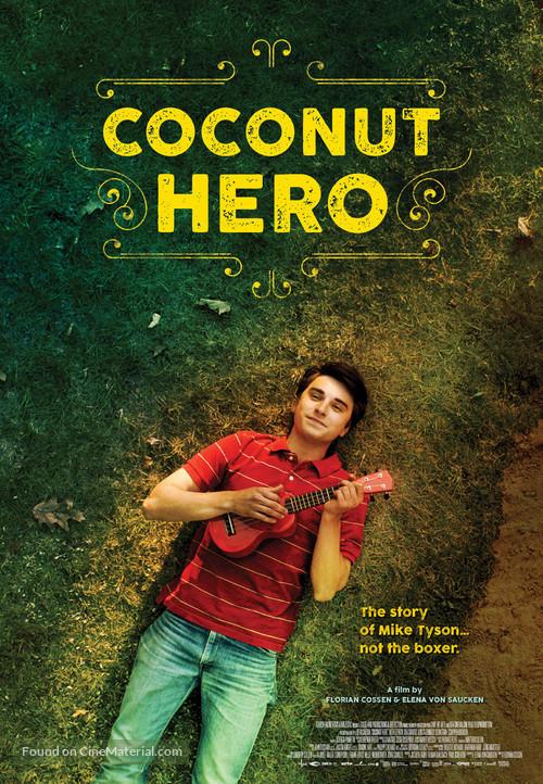 Coconut Hero - Canadian Movie Poster