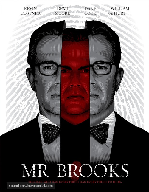 mr brooks the movie on dissociative