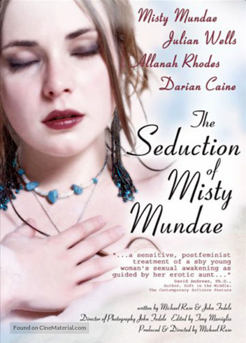 The Seduction of Misty Mundae - poster