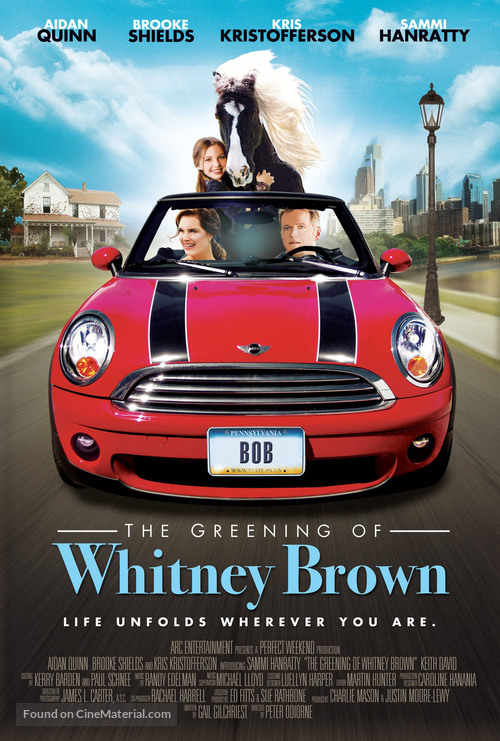 The Greening of Whitney Brown - Movie Poster