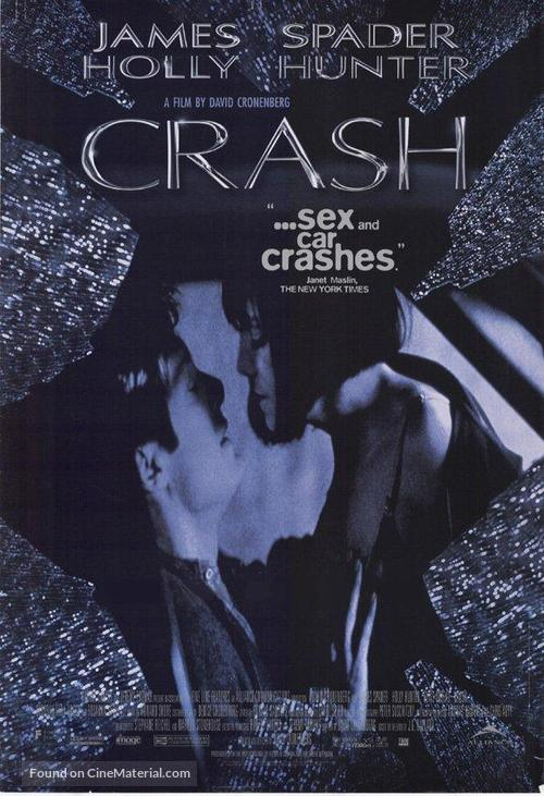 Crash - Movie Poster