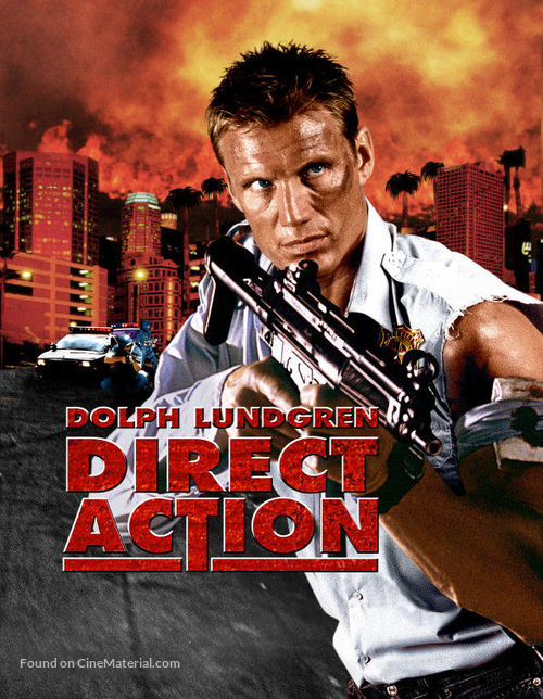 Direct Action - Movie Poster