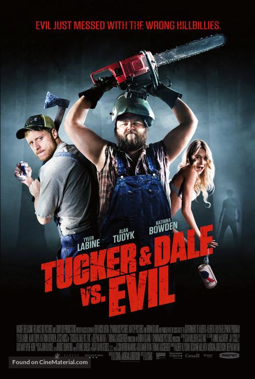 Tucker and Dale vs Evil - Movie Poster