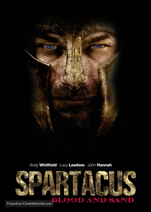 """Spartacus: Blood And Sand"" - Movie Poster"