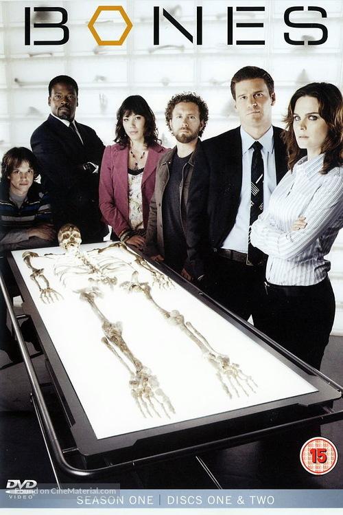"""""""Bones"""" - British Movie Cover"""
