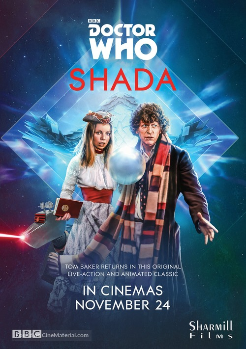 Doctor Who: Shada - British Movie Poster