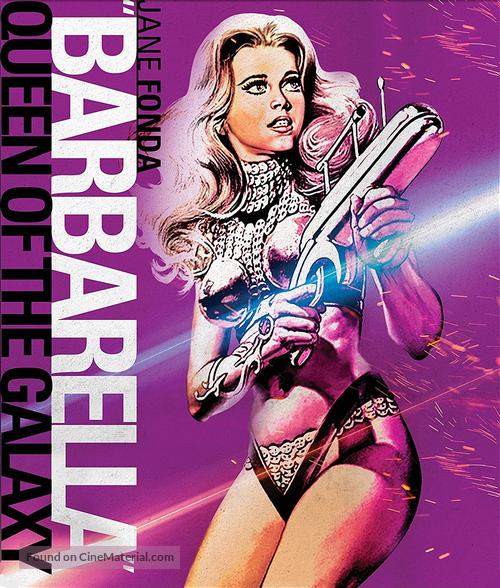 Barbarella - Movie Cover