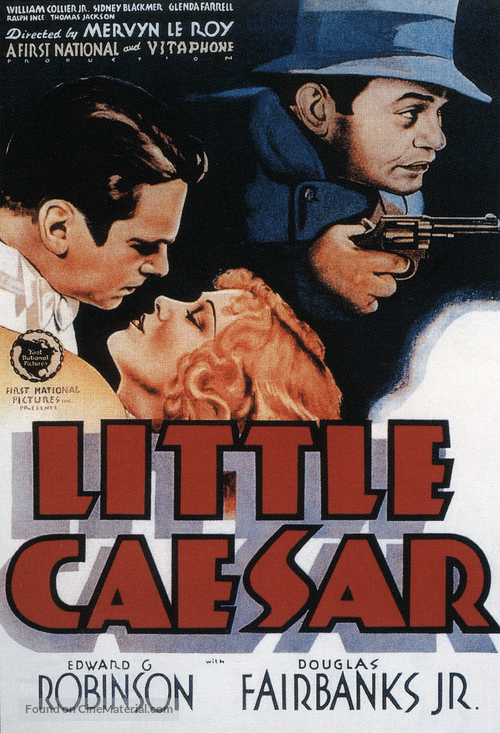 Little Caesar - Movie Poster