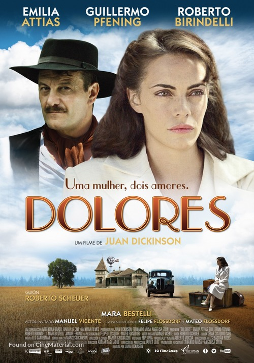 Dolores - Argentinian Movie Poster