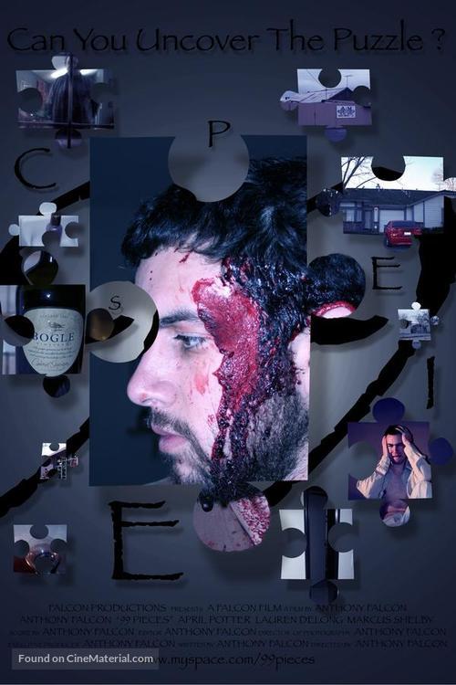 99 Pieces - Movie Poster
