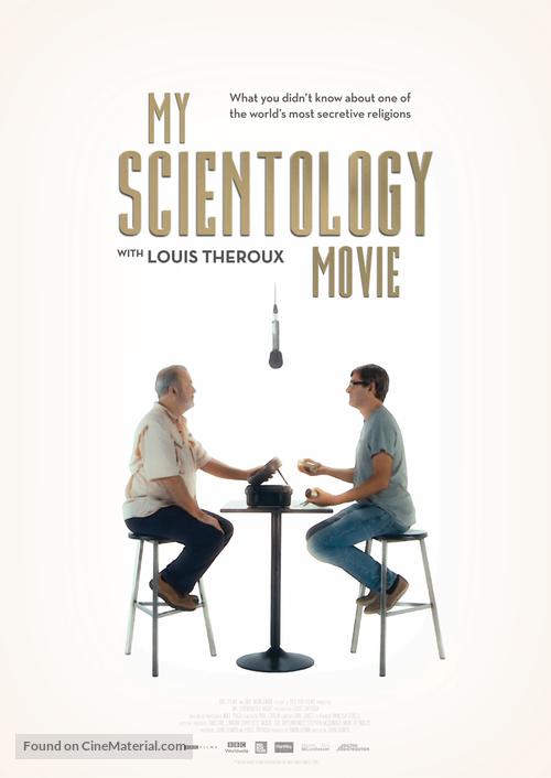 My Scientology Movie - British Movie Poster