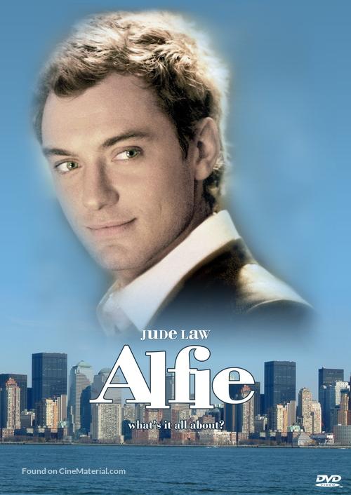 Alfie - Movie Cover