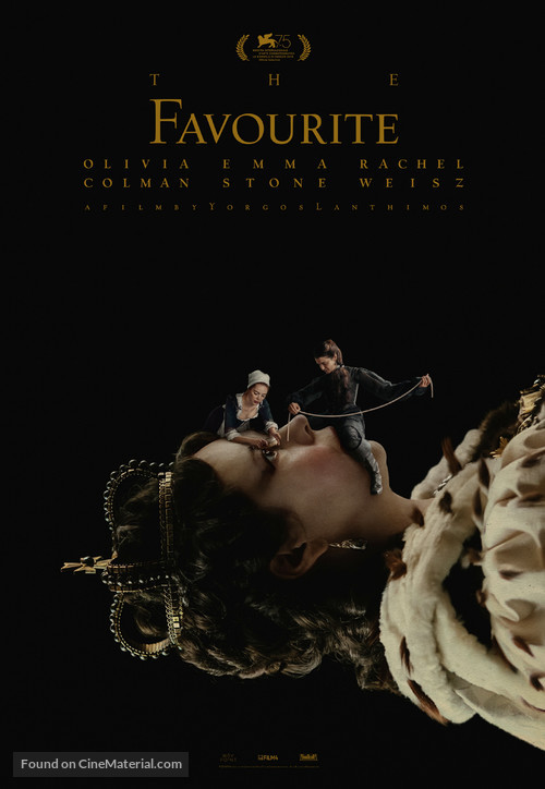 The Favourite - Movie Poster