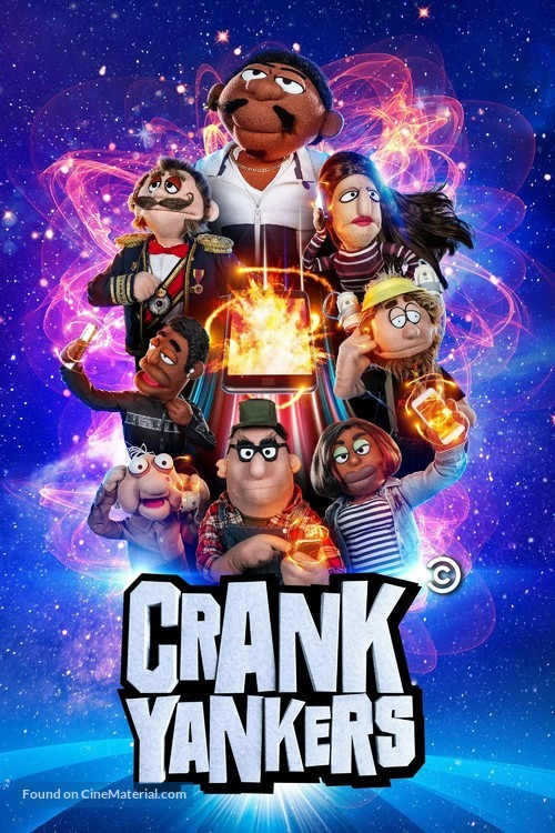 """""""Crank Yankers"""" - Video on demand movie cover"""