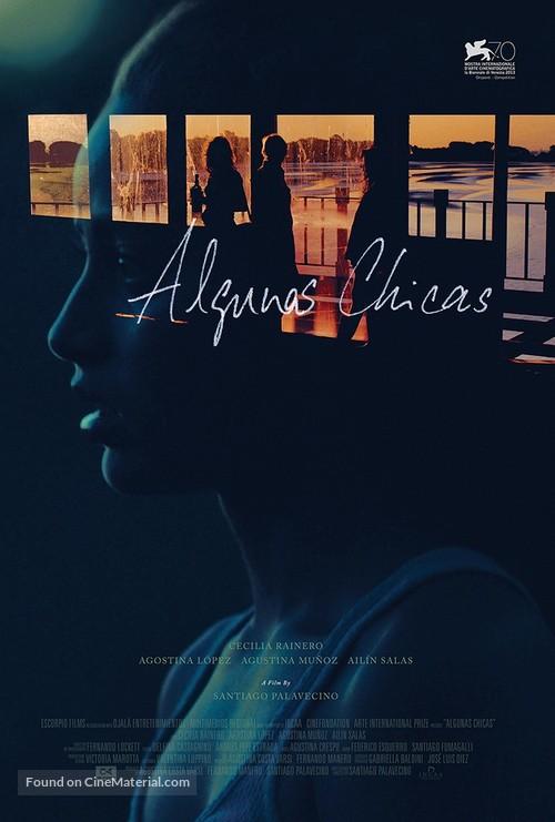 Algunas chicas - Argentinian Movie Poster