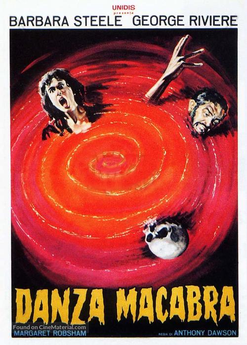 Danza macabra - Italian Movie Poster