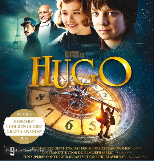 Hugo - Dutch Blu-Ray movie cover