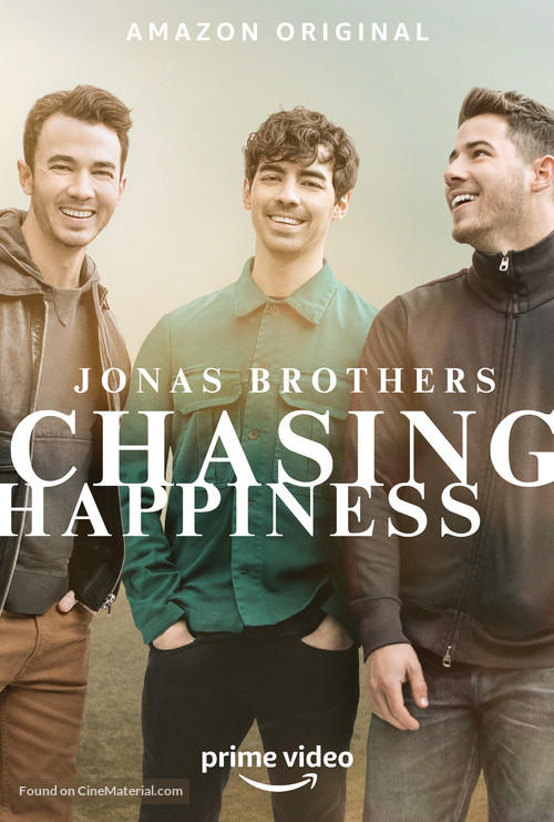 Chasing Happiness - Movie Poster