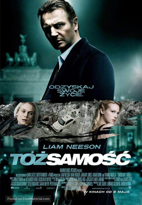 Unknown - Polish Movie Poster