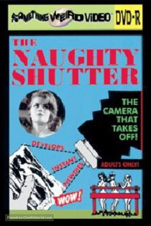 The Naughty Shutter Movie Poster 1963