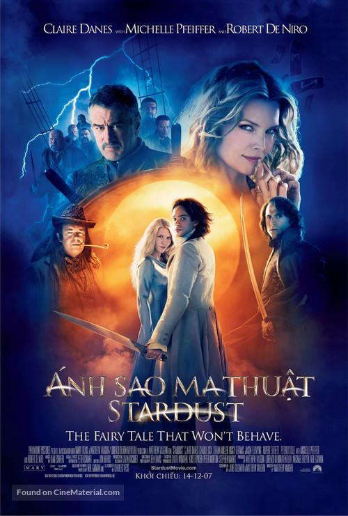 Stardust - Vietnamese Movie Poster