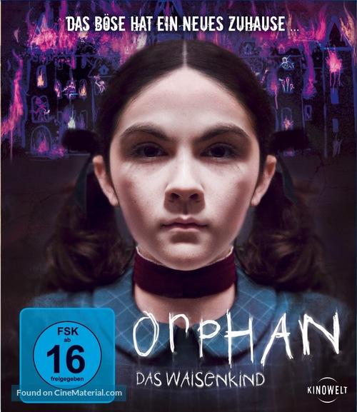 Orphan - German Blu-Ray movie cover