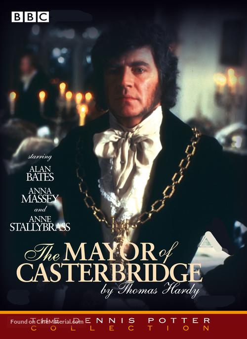 """The Mayor of Casterbridge"" - British Movie Cover"