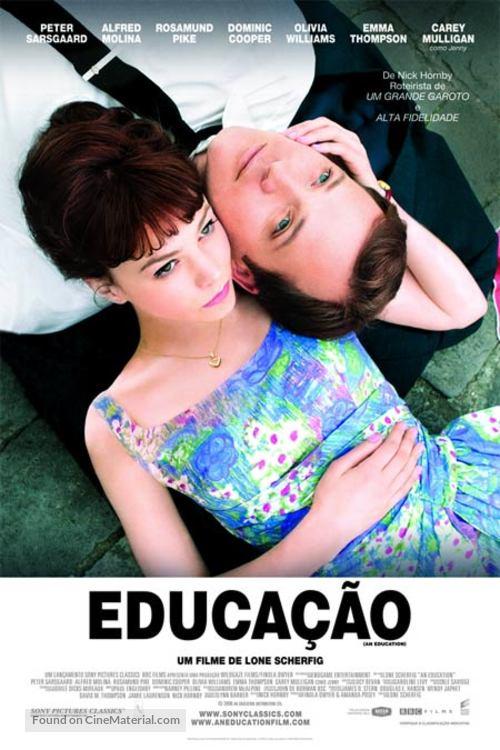 An Education - Brazilian Movie Poster