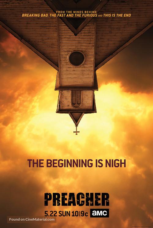 """Preacher"" - Movie Poster"