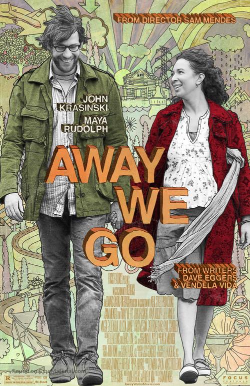 Away We Go - Movie Poster