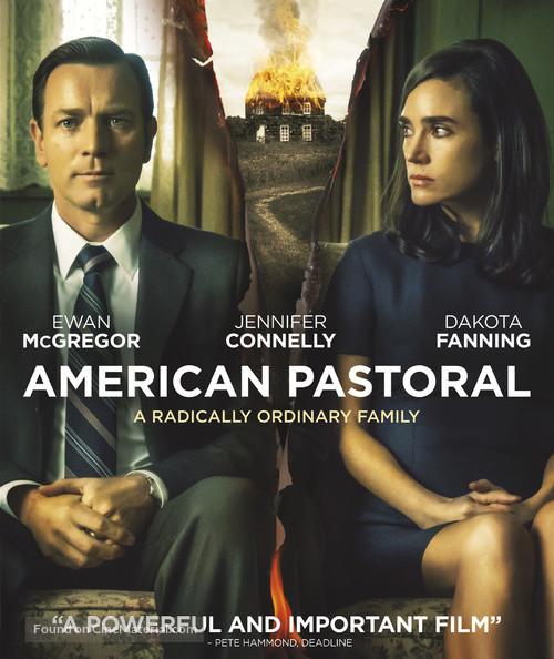 American Pastoral - Movie Cover
