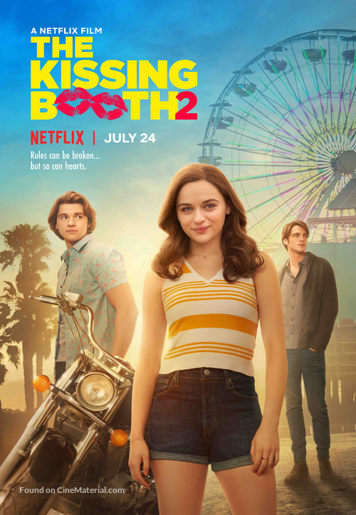The Kissing Booth 2 - Movie Poster