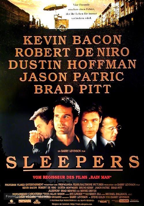 Sleepers - German Movie Poster