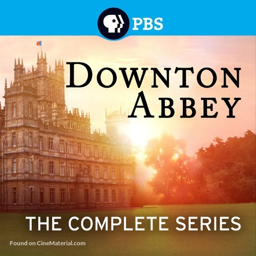 """Downton Abbey"" - Movie Cover"