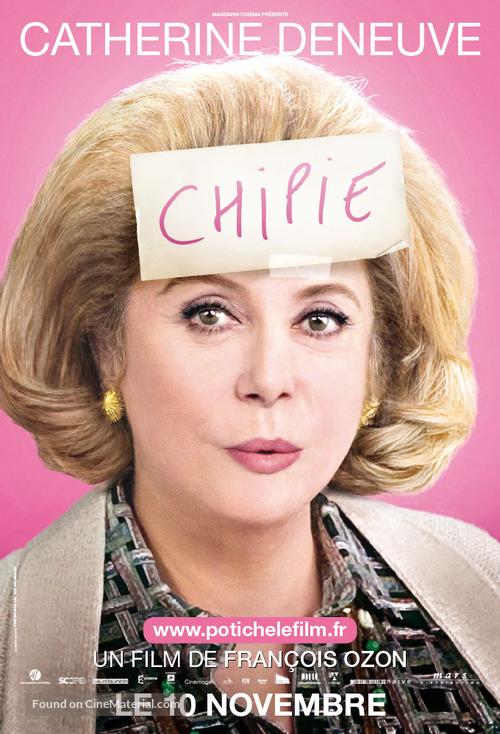 Potiche - French Movie Poster