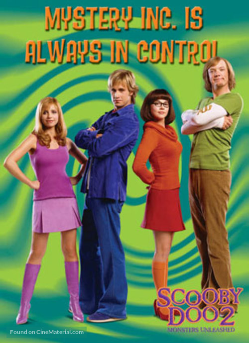 scooby doo 2 movie poster wwwpixsharkcom images