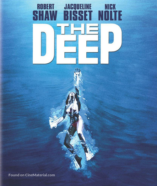 The Deep - Movie Cover