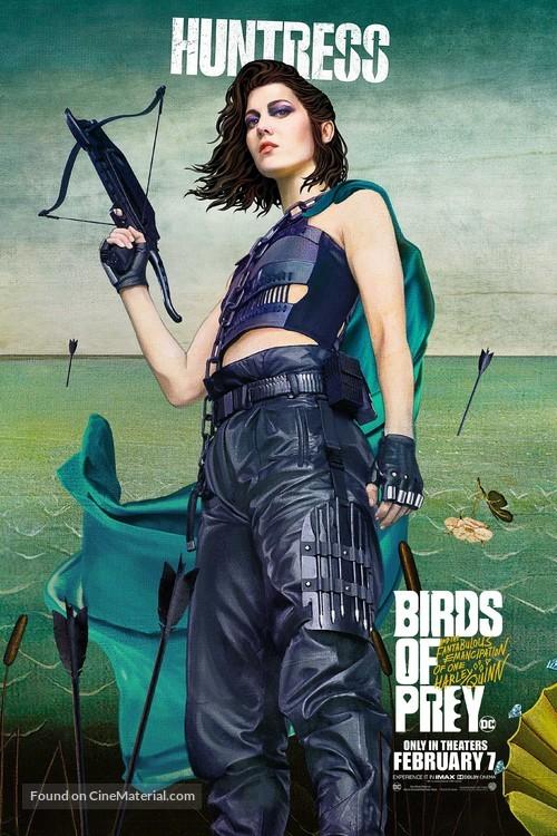 Harley Quinn: Birds of Prey - Movie Poster