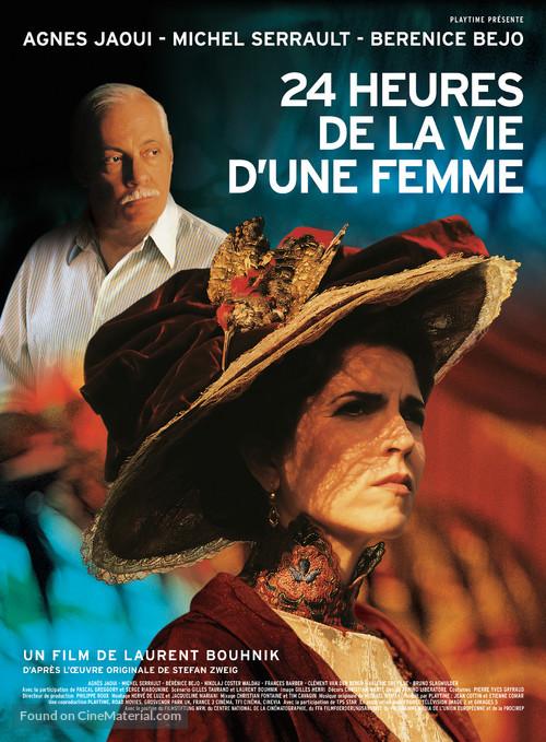 24 heures de la vie d'une femme - French Movie Poster