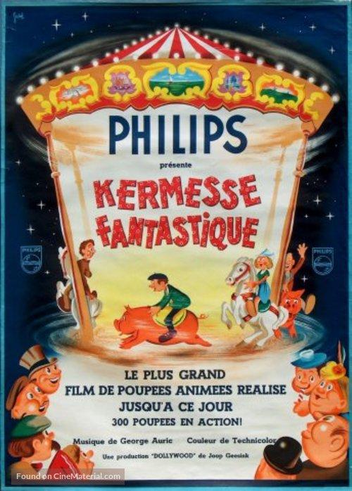 Kermesse fantastique - French Movie Poster