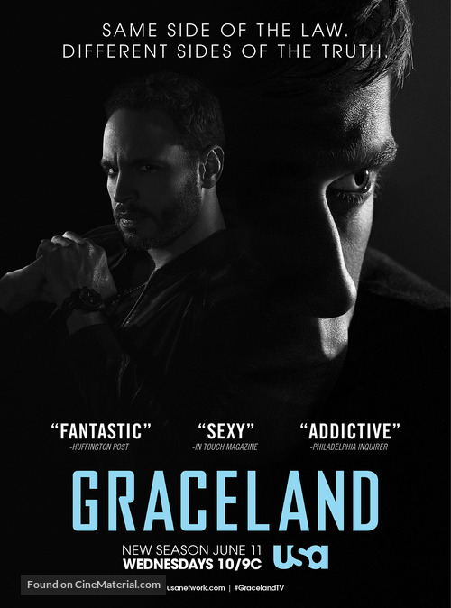 """Graceland"" - Movie Poster"
