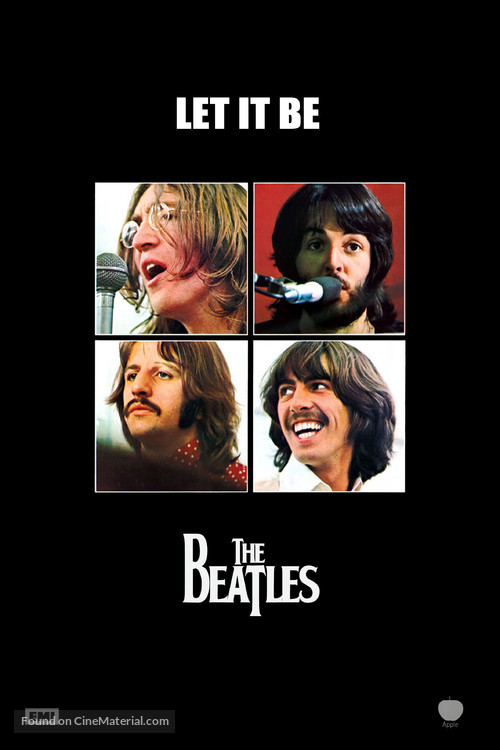 Let It Be - Movie Poster