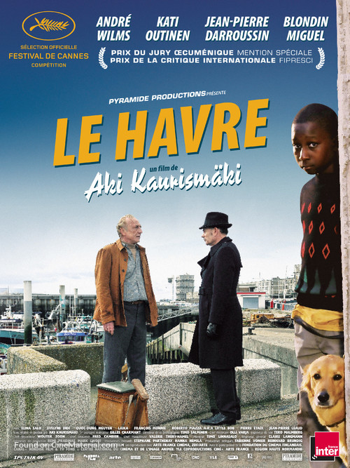 Le Havre - French Movie Poster