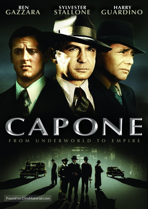 Capone - Movie Cover