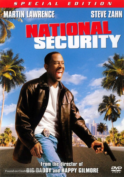 National Security - Movie Cover