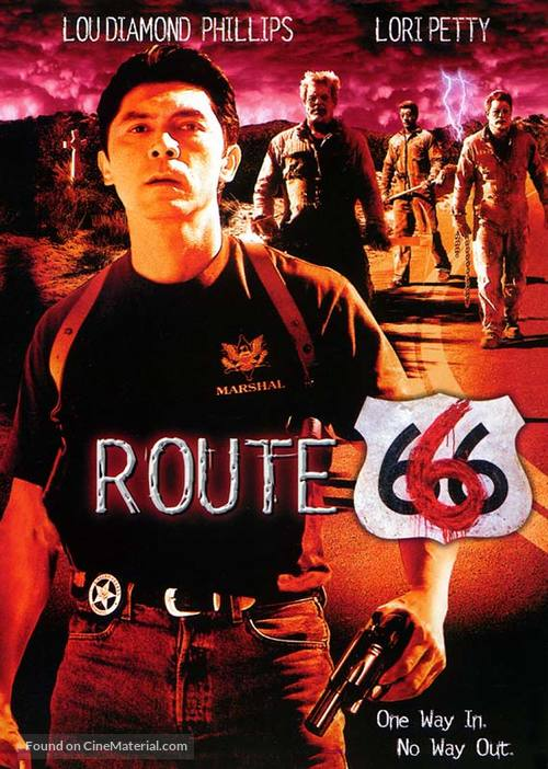 Route 666 - DVD movie cover