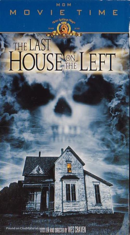 The Last House on the Left - Movie Cover