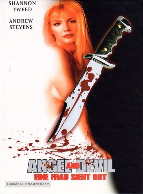 Scorned - Swiss Blu-Ray movie cover
